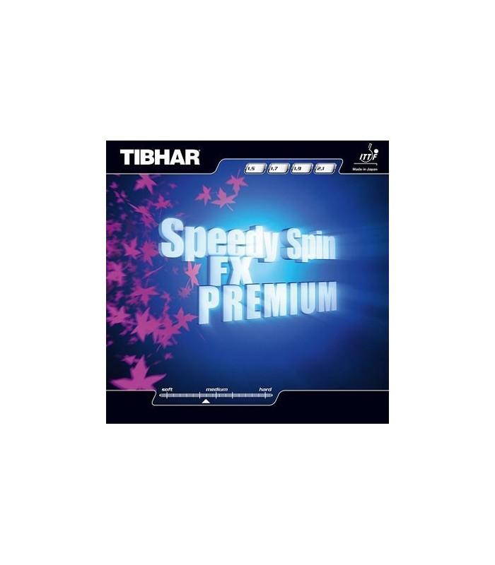 Tibhar speedy spin fx premium revetement tennis de table - Revetement de tennis de table ...