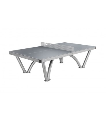 Cornilleau park table de ping pong silver equipment - Table de ping pong exterieur en solde ...