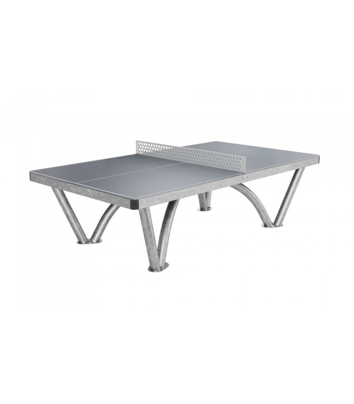 Cornilleau park table de ping pong silver equipment - Table ping pong cornilleau exterieur ...