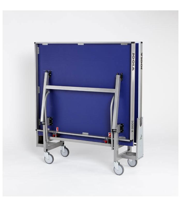 Joola 5000 table de tennis de table silver equipment - Table tennis de table exterieur ...