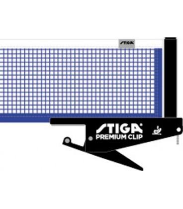 STIGA PREMIUM CLIP - POTEAUX FILET TENNIS DE TABLE