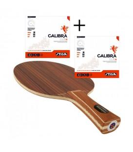 raquette rosewood 7 + Calibra Tour H