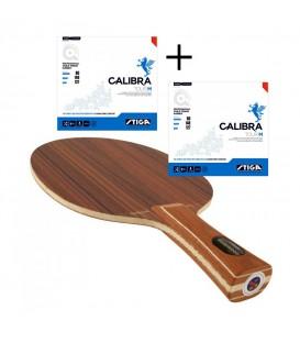 raquette rosewood 5 + Calibra Tour M