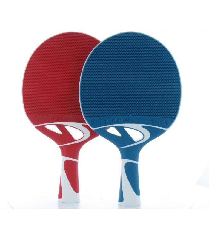 Cornilleau pack tacteo duo raquette de ping pong - Raquette de tennis de table butterfly ...