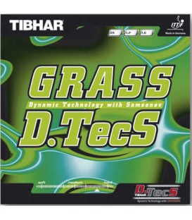 TIBHAR GRASS D.TECS - REVETEMENT TENNIS DE TABLE