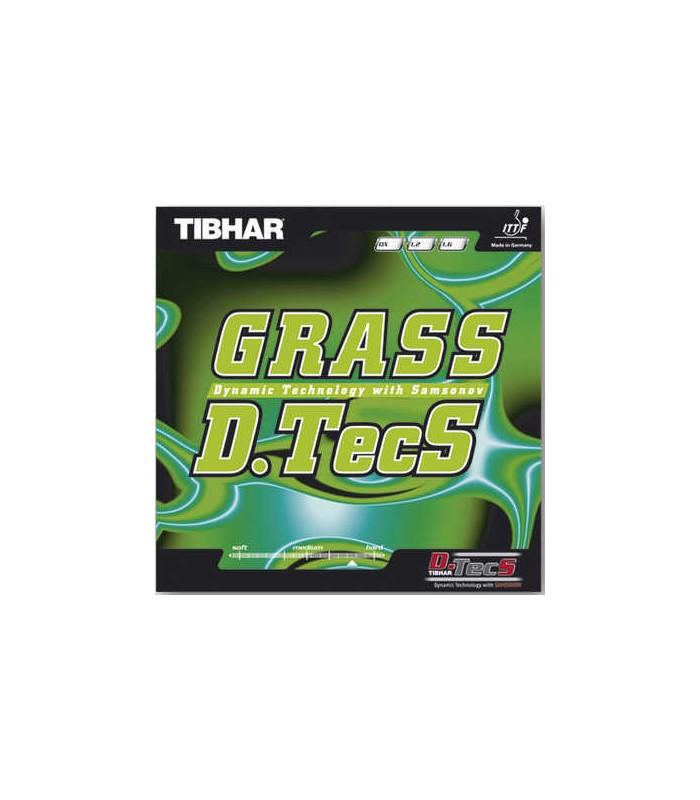 Tibhar grass d tecs revetement tennis de table silver equipment - Revetement de tennis de table ...