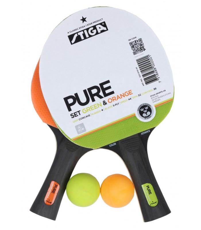 raquette de ping pong pure