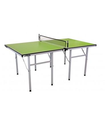 Stiga midi verte table tennis de table silver equipment - Table tennis de table exterieur ...