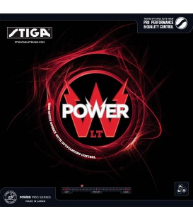 STIGA POWER LT - REVETEMENT TENNIS DE TABLE