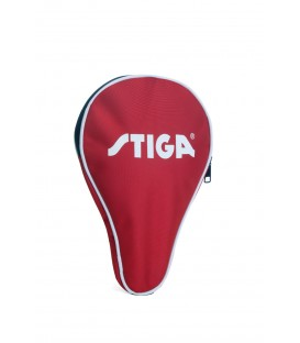STIGA TRAINING ROUGE - HOUSSE RONDE TENNIS DE TABLE