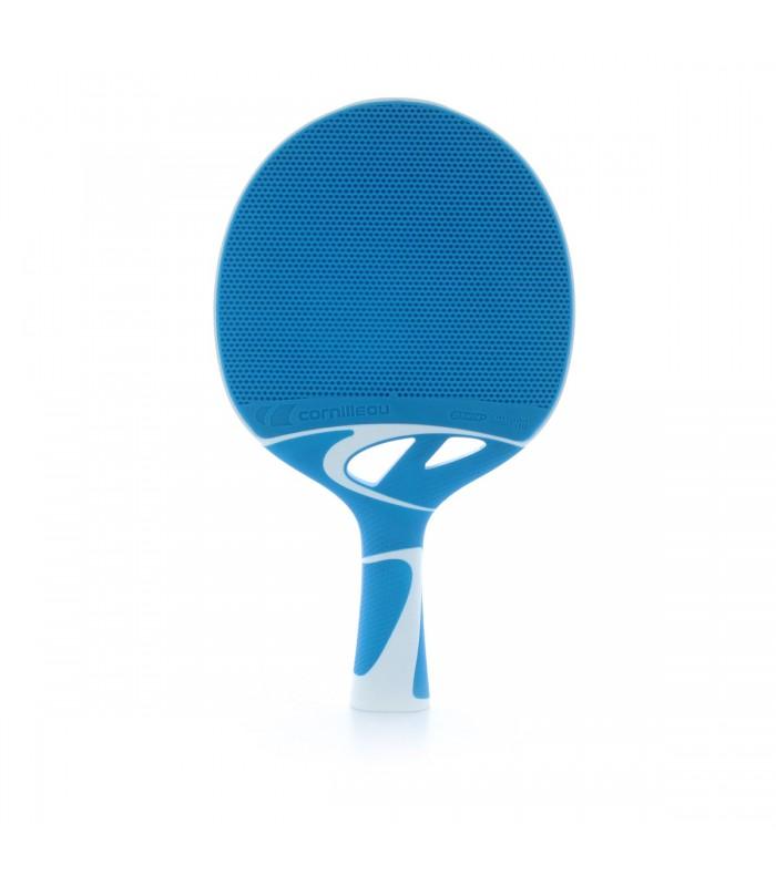 Cornilleau tacteo 50 turquoise raquette de ping pong - Choisir raquette tennis de table ...