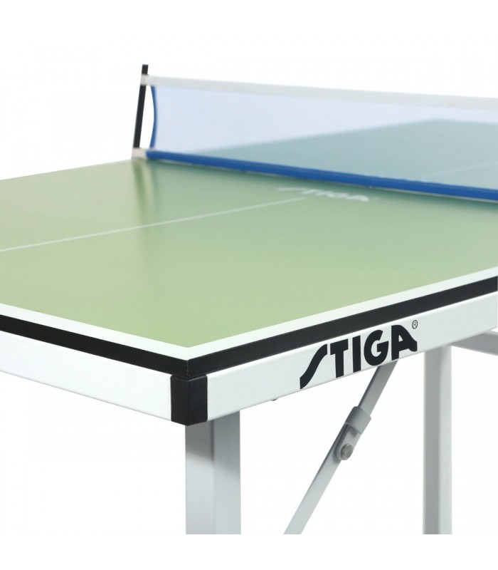 stiga mini ping pong table modern coffee tables and accent tables. Black Bedroom Furniture Sets. Home Design Ideas
