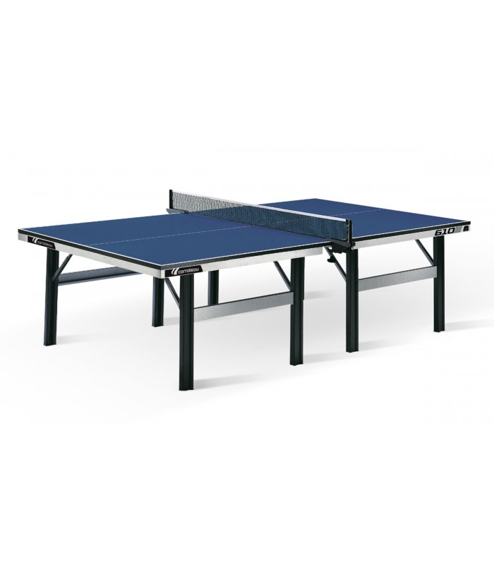 cornilleau competition 610 ittf table tennis de table silver equipment. Black Bedroom Furniture Sets. Home Design Ideas