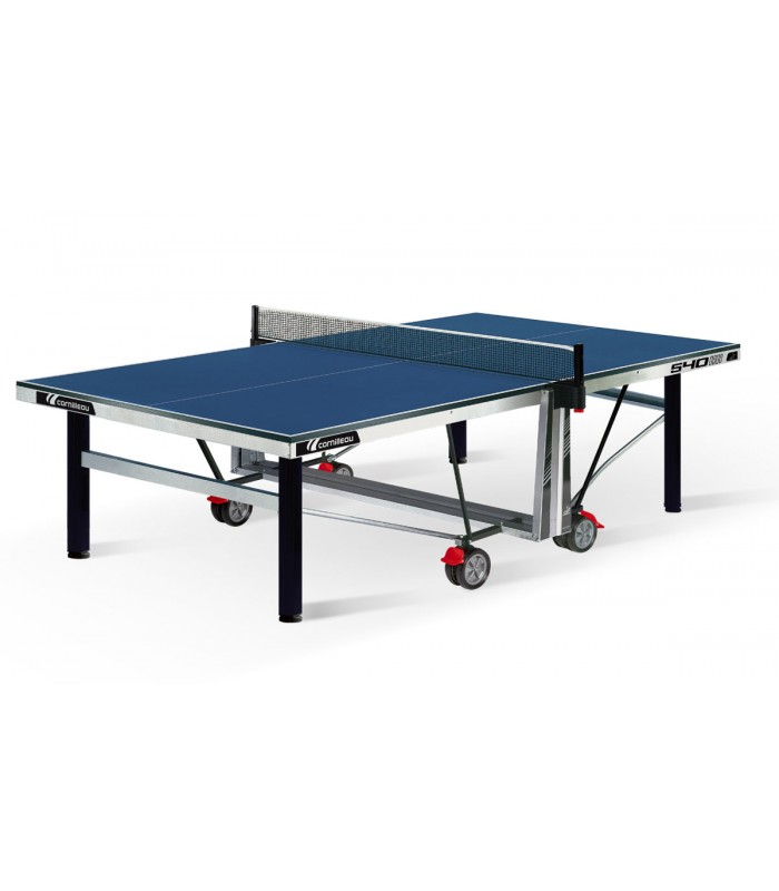 cornilleau competition 540 ittf table tennis de table silver equipment. Black Bedroom Furniture Sets. Home Design Ideas