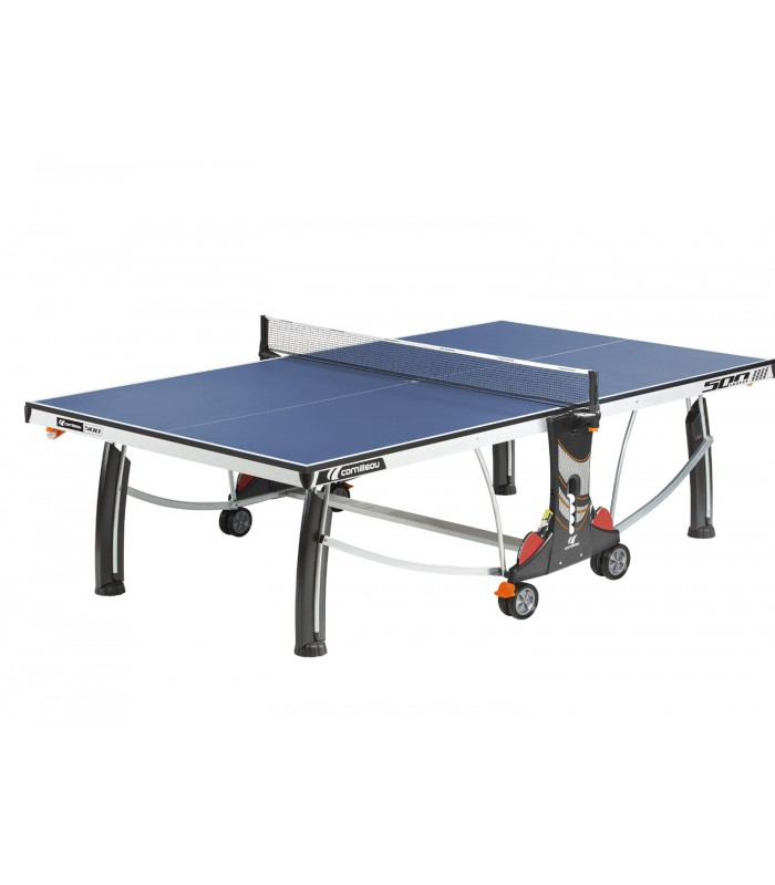 cornilleau sport 500 indoor table tennis de table silver equipment. Black Bedroom Furniture Sets. Home Design Ideas