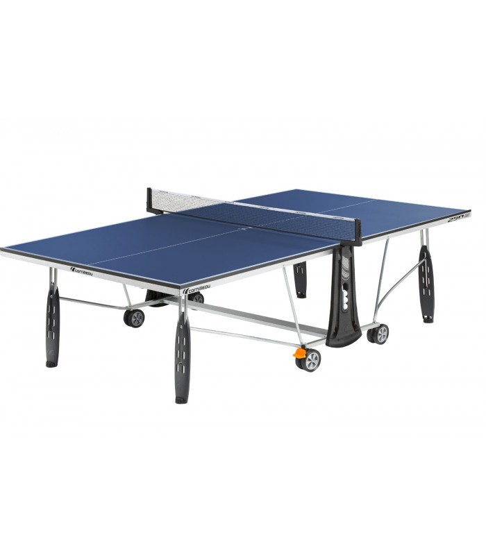 cornilleau sport 250 indoor table tennis de table silver equipment. Black Bedroom Furniture Sets. Home Design Ideas