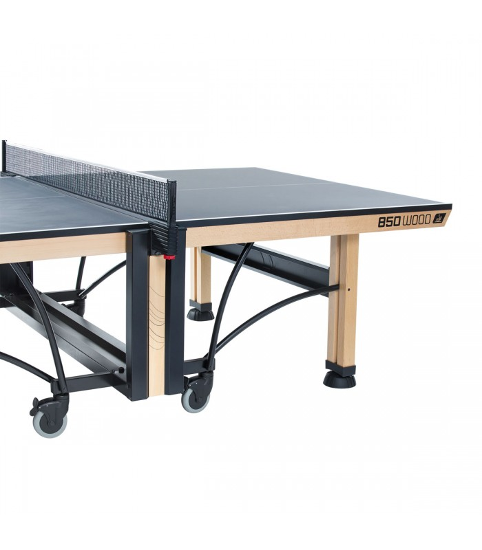 cornilleau competition 850 wood ittf grise table tennis de table silver equipment. Black Bedroom Furniture Sets. Home Design Ideas