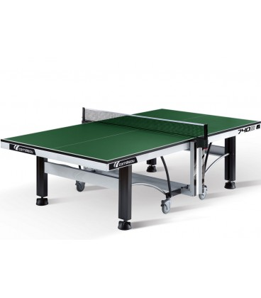 cornilleau competition 740 ittf verte table tennis de table. Black Bedroom Furniture Sets. Home Design Ideas