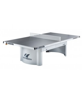 Tables de ping pong d 39 ext rieur silver equipment for Table exterieur grise