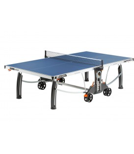 CORNILLEAU 500 M CROSSOVER OUTDOOR BLEU - TABLE TENNIS DE TABLE