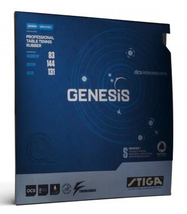 REVETEMENT DE TENNIS DE TABLE STIGA GENESIS S