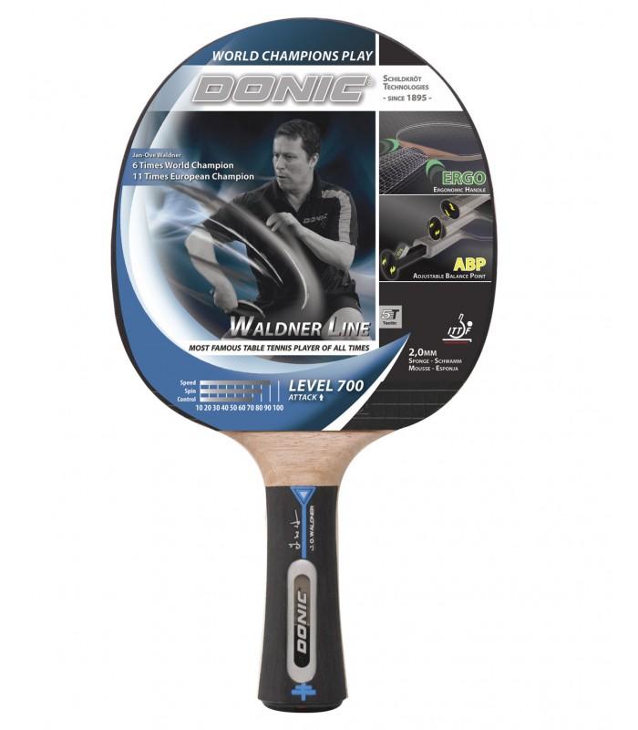 raquette de ping pong donic waldner 900