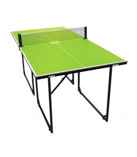 MINI TABLE DE PING PONG JOOLA MIDSIZE VERTE