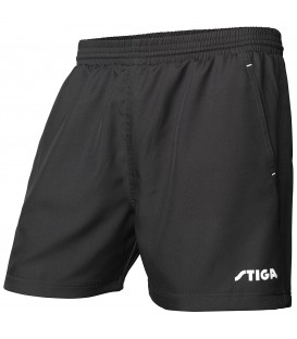 SHORT DE TENNIS DE TABLE STIGA MARINE NOIR
