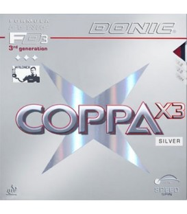 COPPA X3 Silver