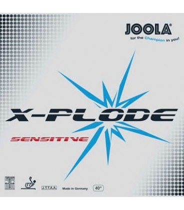 x plode sensitive