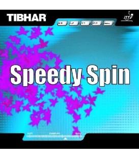 TIBHAR SPEEDY SPIN - REVETEMENT TENNIS DE TABLE