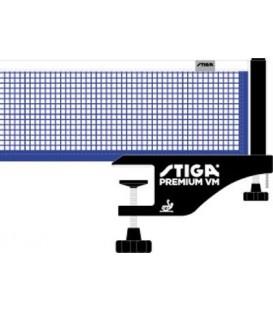 STIGA PREMIUM VM - POTEAUX FILET TENNIS DE TABLE