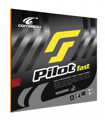 CORNILLEAU PILOT FAST - REVETEMENT TENNIS DE TABLE