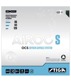 STIGA AIROC S - REVETEMENT TENNIS DE TABLE