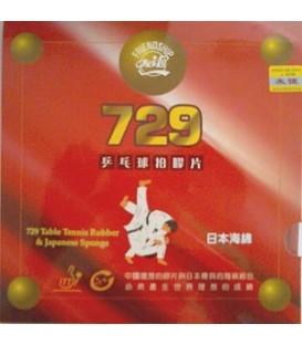REVETEMENT DE TENNIS DE TABLE FRIENDSHIP 729 RITC JAPAN