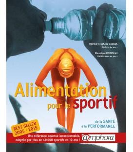 ALIMENTATION POUR LE SPORTIF - LIVRE AMPHORA