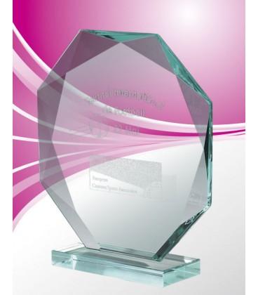 Trophée en cristal Victoire