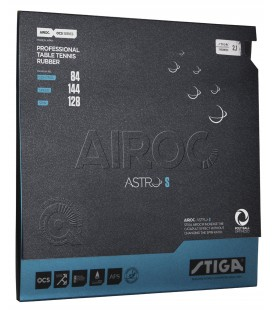 STIGA AIROC ASTRO S - REVETEMENT TENNIS DE TABLE