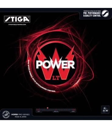 STIGA POWER LT - REVETEMENT TENNIS DE TABLE