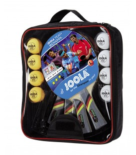JOOLA SET TEAM SCHOOL -RAQUETTE DE PING-PONG