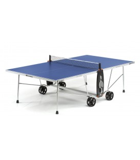 CORNILLEAU 100 S CROSSOVER OUTDOOR BLEU - TABLE TENNIS DE TABLE