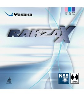 YASAKA RAKZA X - REVETEMENT TENNIS DE TABLE