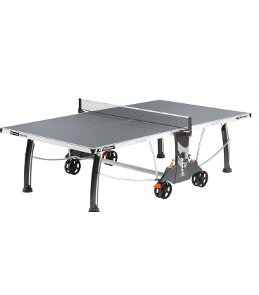 CORNILLEAU 400 M CROSSOVER OUTDOOR GRISE - TABLE TENNIS DE TABLE