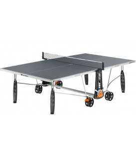 CORNILLEAU 250 S CROSSOVER OUTDOOR GRISE - TABLE TENNIS DE TABLE