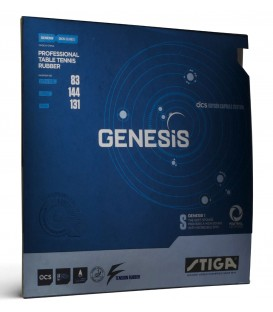 REVETEMENT DE TENNIS DE TABLE STIGA GENESIS S