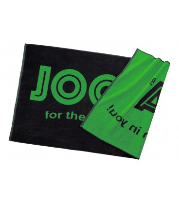 SERVIETTE DE TENNIS DE TABLE JOOLA NOIR ET VERTE