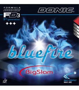 REVETEMENT DE TENNIS DE TABLE DONIC BLUE FIRE BIG SLAM