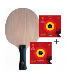 RAQUETTE DE TENNIS DE TABLE STIGA SAIVE CONTROL EVO ONE