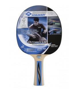 RAQUETTE DE PING PONG DONIC OVTCHAROV 700