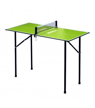 MINI TABLE DE PING PONG JOOLA VERTE